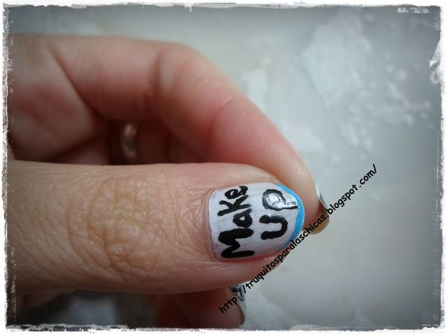 Manicura Make Up