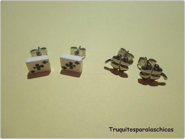 pendientes-trebol-y-pendientes-cartas