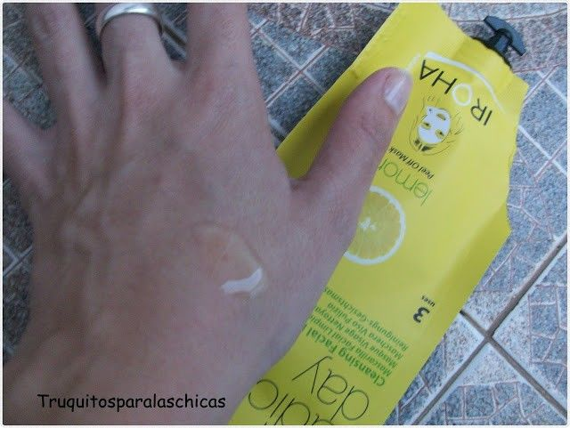 Mascarilla Peel-Off