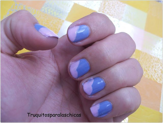 manicura decorada