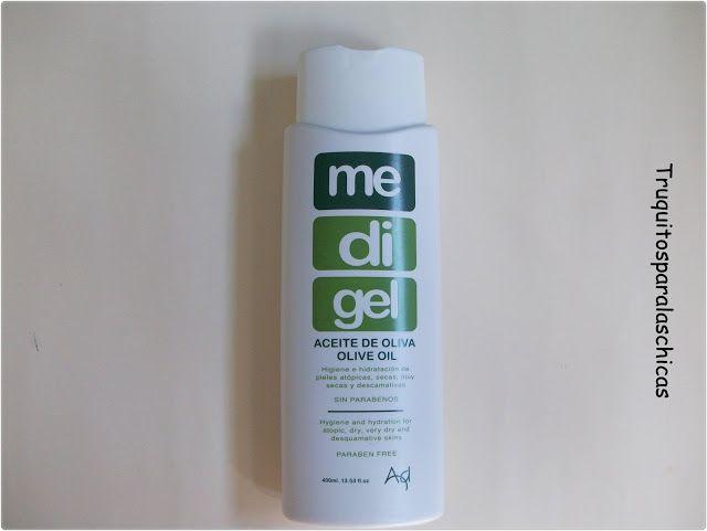 Medigel aceite de baño y ducha