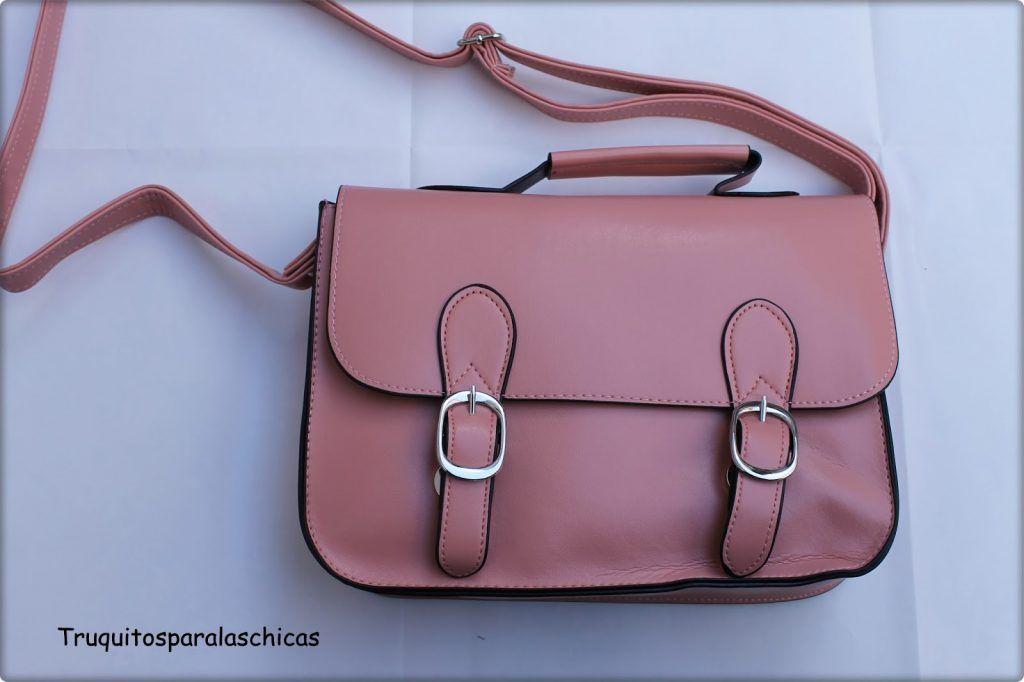 bolso rosa muy economico