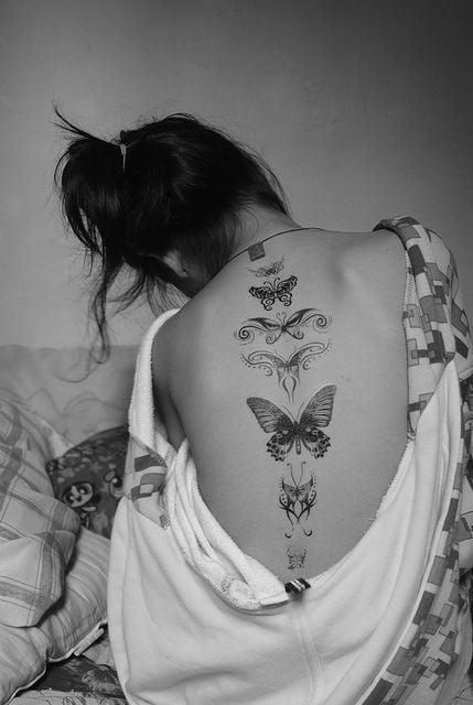 tatuajes bonitos y sexys para chicas
