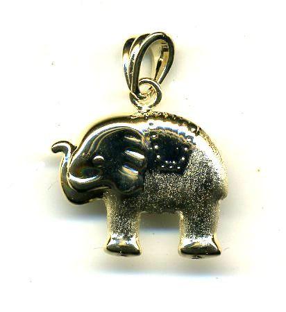 elefante de la suerte