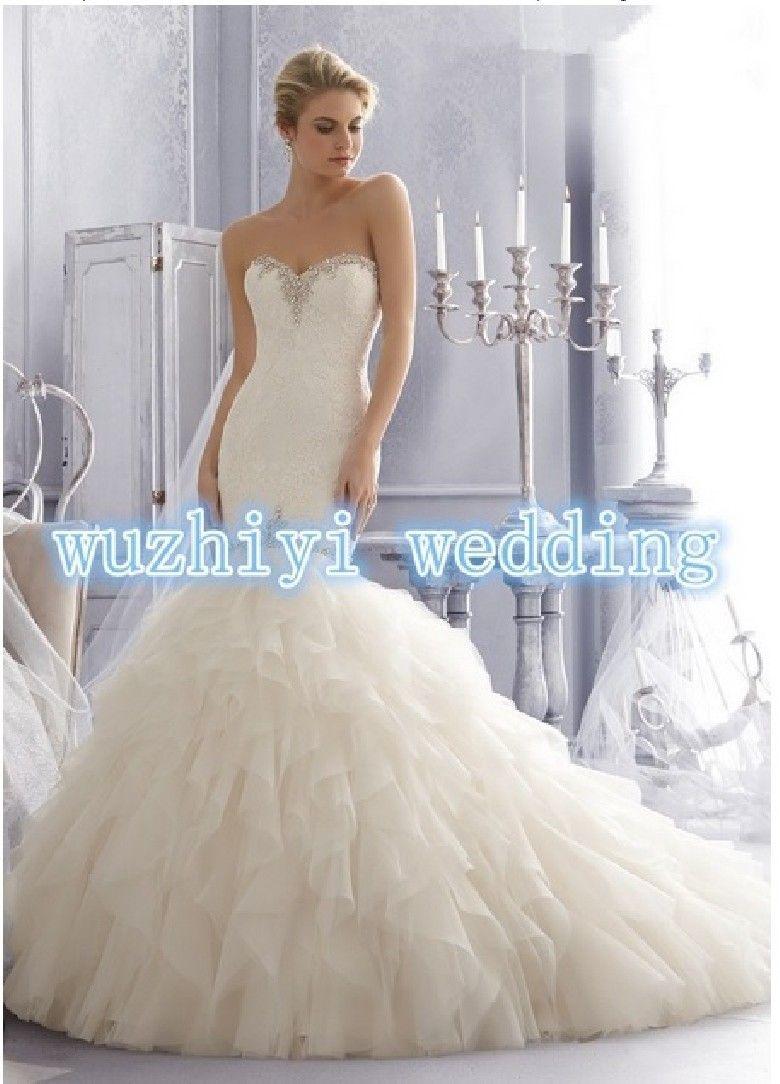 Comprar vestido de novia barato en Aliexpress
