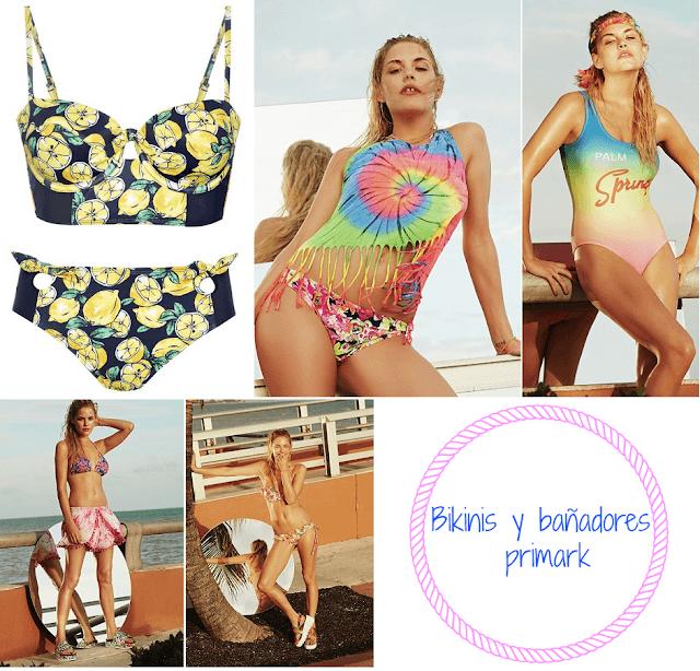 bikinis y bañadores primark 2015