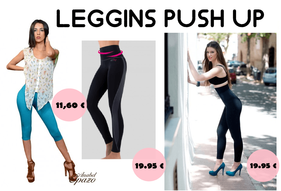 ventajas de los leggins push up