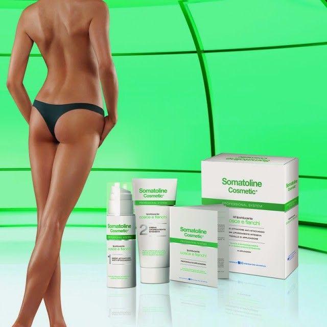 Somatoline cosmetic profesional system
