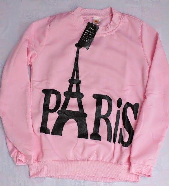 jersey torre paris rosa