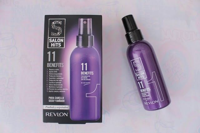 Salon Hits 11 Benefits Revlon Opinión
