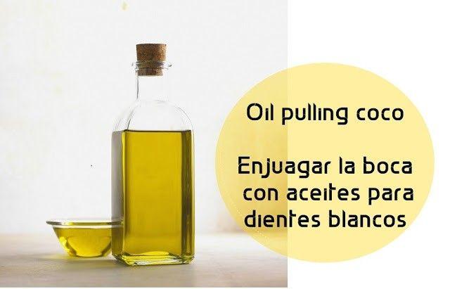 Oil pullingcoco