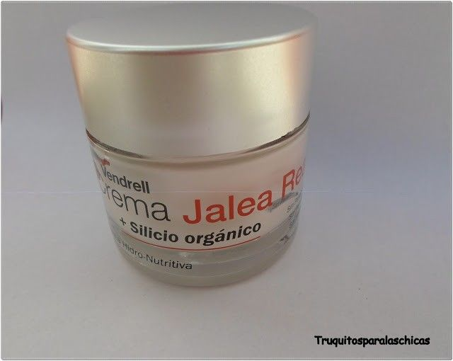 Opinion crema jalea real Venpharma