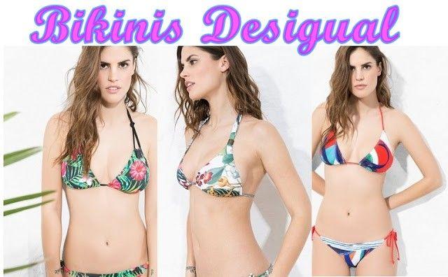 bikinis desigual 2016