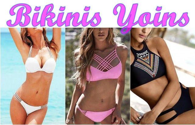 bikinis y bañadores yoins 2016