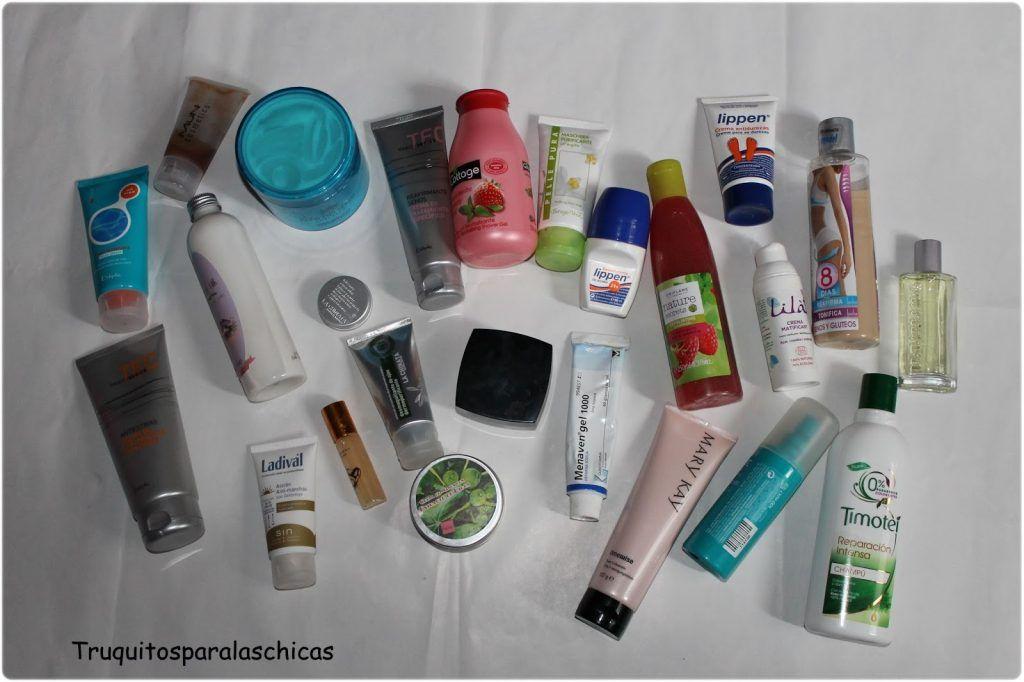 cosméticosimprescindibles para una mujer