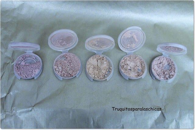 maquillaje faerie organic