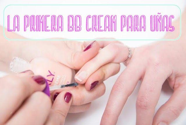 bb cream para uñas de Orly
