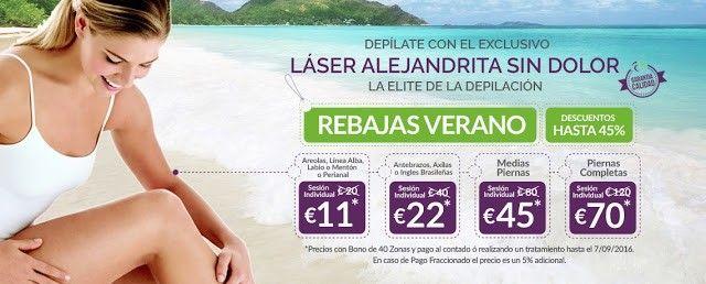 precios depilacion laser