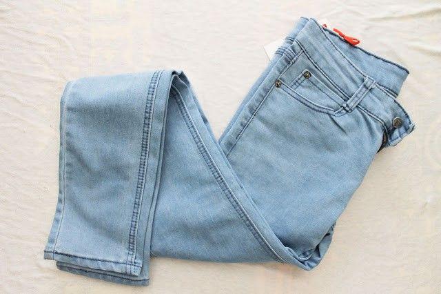 pantalones vaqueros tienda china