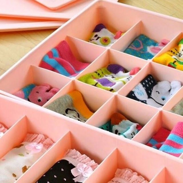 organizador de calcetines