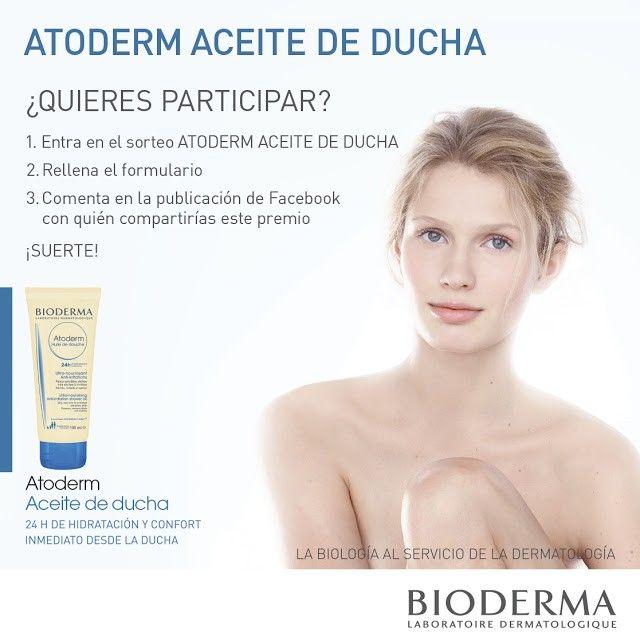 aceite de ducha bioderma