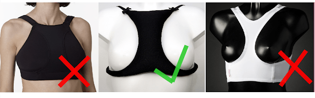 Nightbra, pillow bra o Decollete Sujetadores antiarrugas