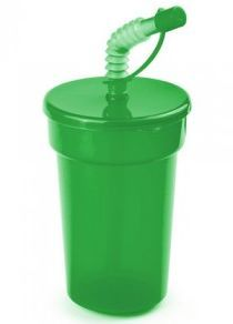 vaso plastico personalizado