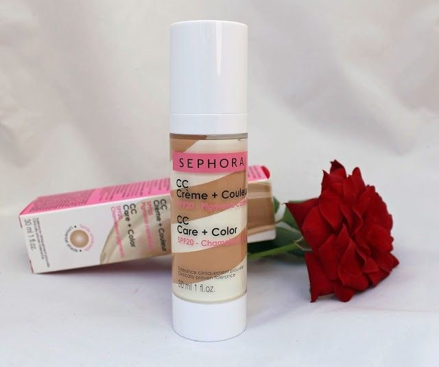 CC cream de Sephora