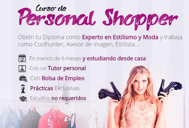 curso de personal shopper