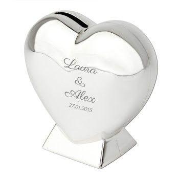 hucha corazon regalo enamorados