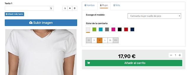camisetas personalizadas originales