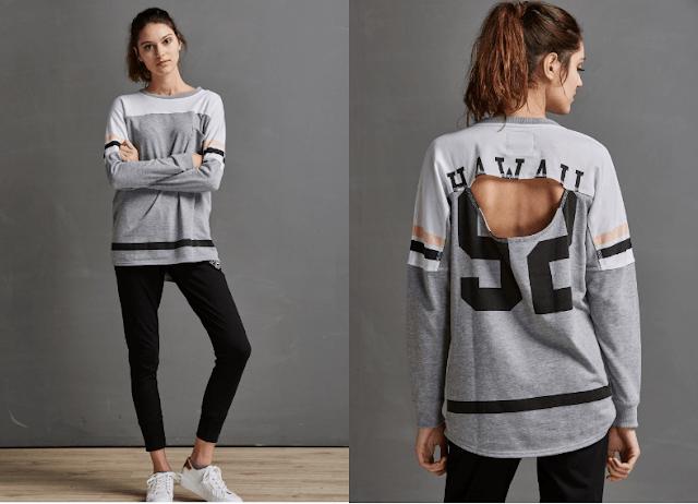 ropa urbana
