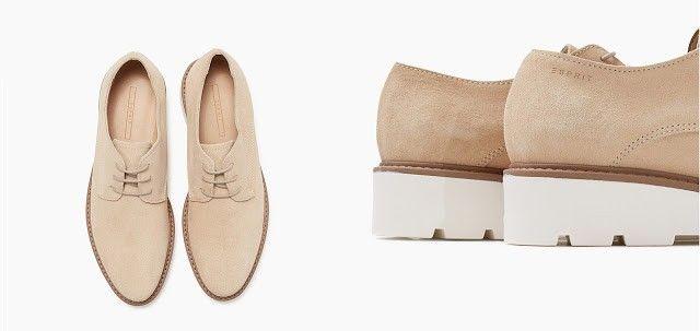 zapatos piel esprit