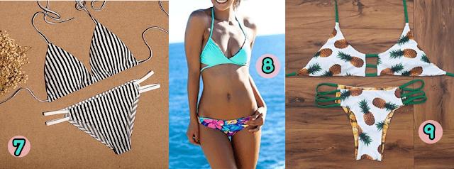 bikinis para este verano 2017