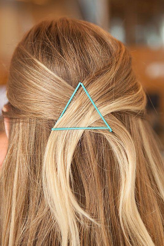 peinados de forma fácil