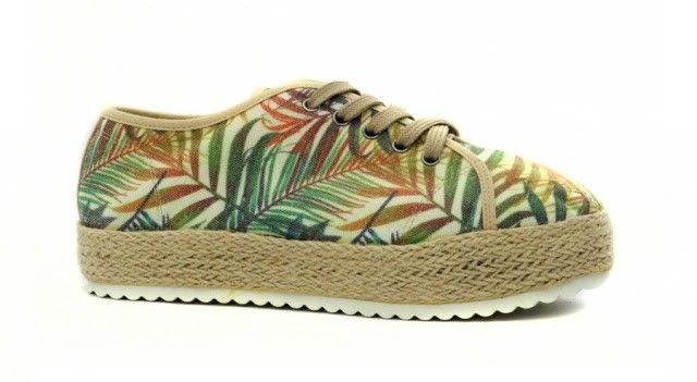 Zapatillas Destroy tropical