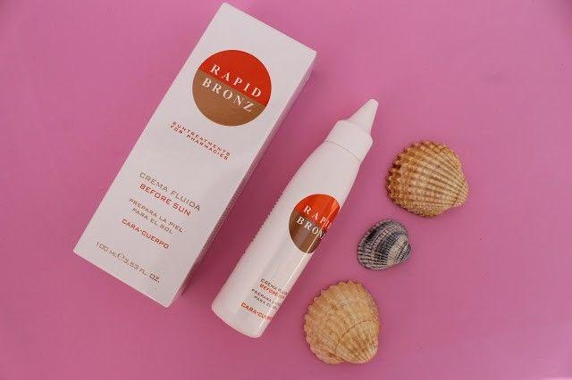 productos de belleza para mujer Rapid Bronz