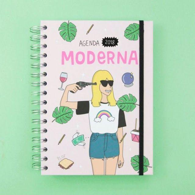 agenda moderna de pueblo