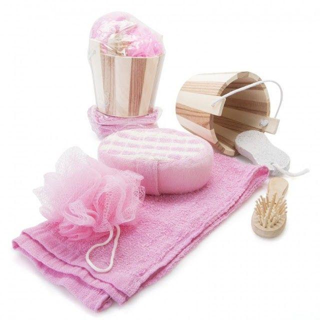 kit para baño detalle boda