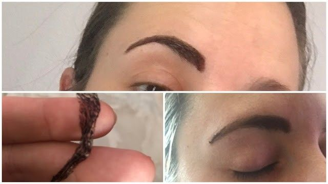 Tatto Brow de Maybelline cejas permanentes
