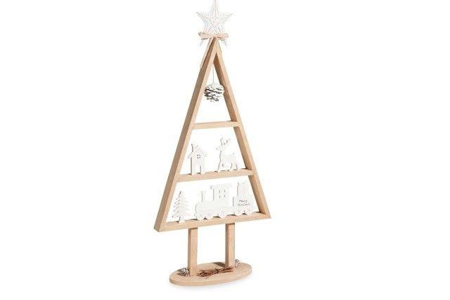 Figura de árbol de Navidad
