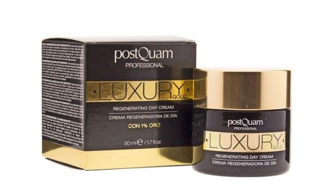 Crema regeneradora Postquam Luxury Gold