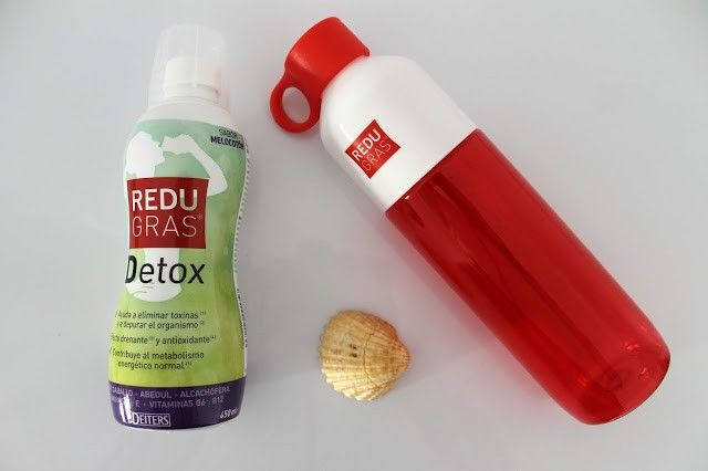 Redugrass plan detox