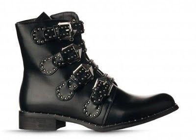 botas militares mujer