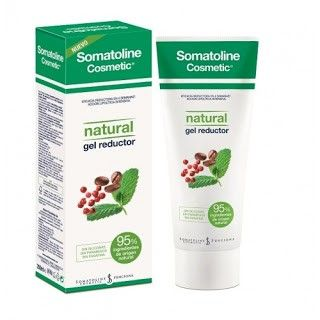 Gel natural reductor de Somatoline