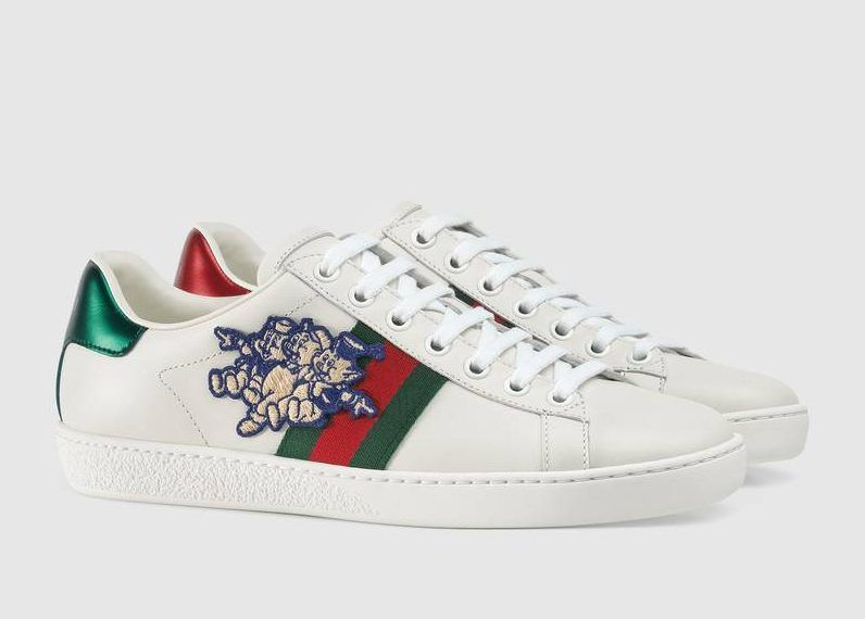 zapatillas Gucci Ace cerdito