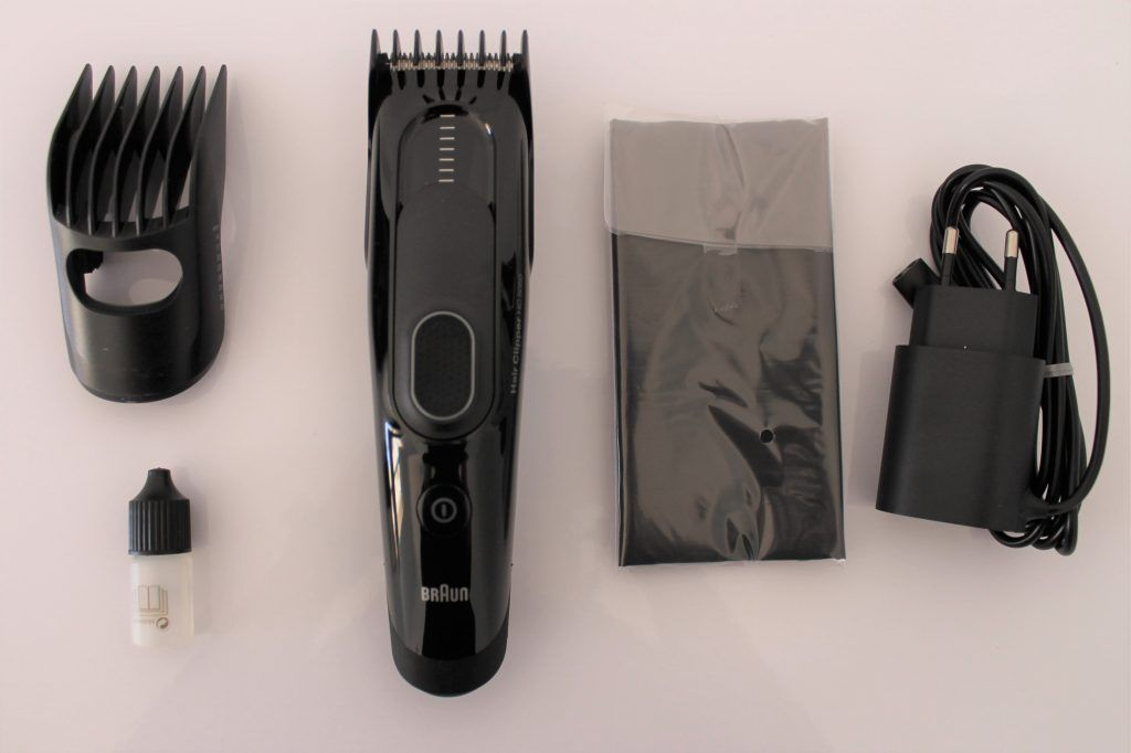 cortapelos Braun Hair Clipper HC5050