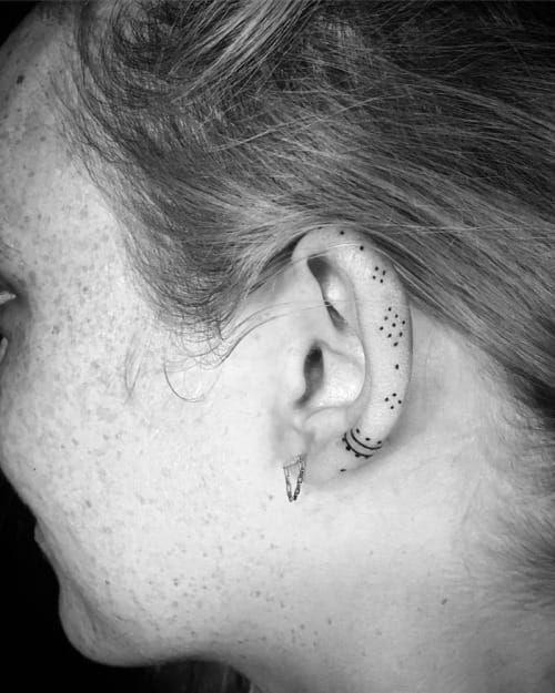 tatuaje-helix-puntos